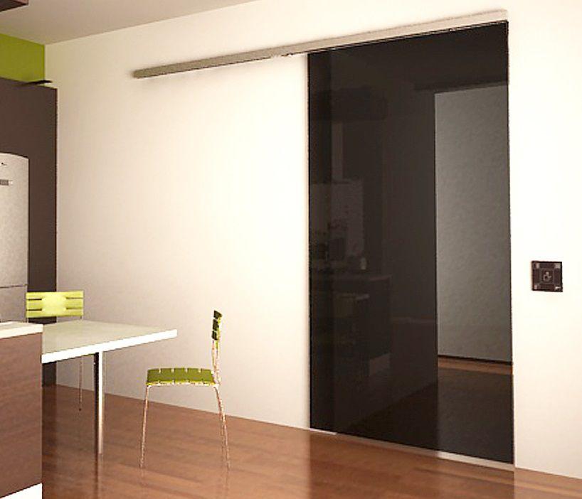 Puertas automáticas de interior | La Cristaleria de Barcelona