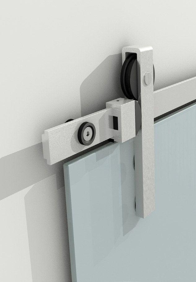 Guia para puerta corredera charriot system la cristaleria de barcelona - Guia para puerta corredera ...