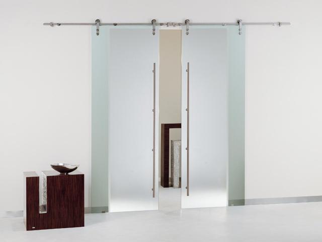 Stc la cristaleria de barcelona - Puertas de cristal leroy merlin ...