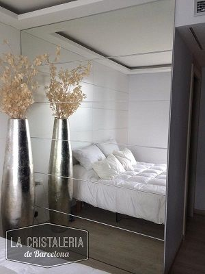 Espejos oferta barcelona y provincia la cristaleria de for Oferta espejo pared