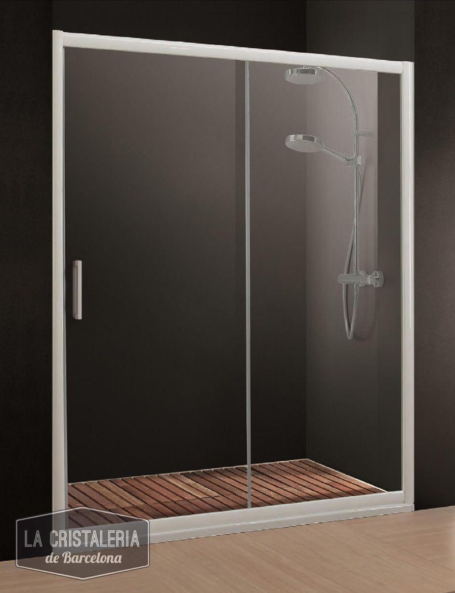 Oferta mamparas de ducha barcelona y provincia la for Oferta mampara ducha