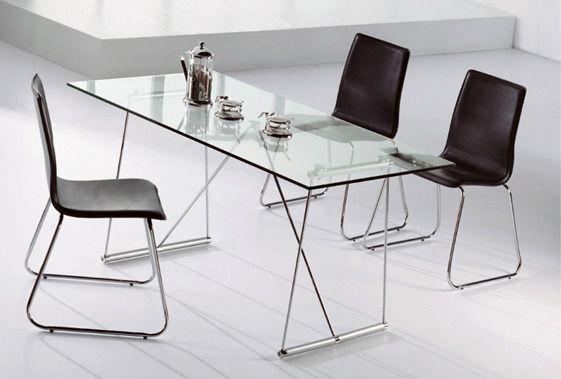 Cristales para mesas la cristaleria de barcelona - Mesas escritorio de cristal ...