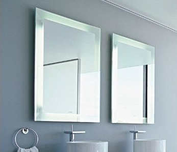 Espejos en barcelona la cristaleria de barcelona for Espejos vestidores de pared
